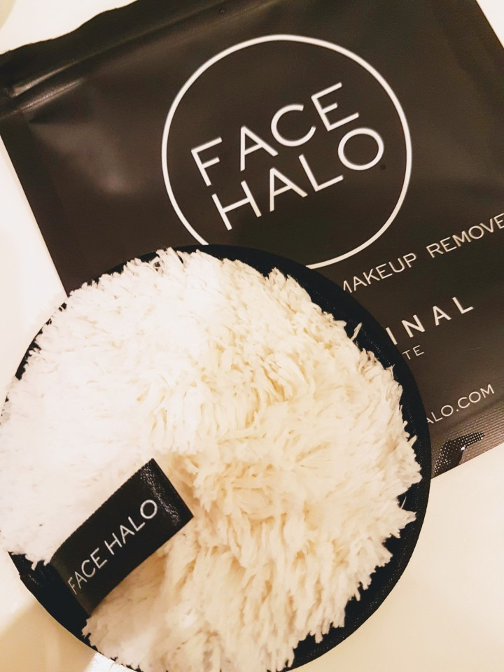 A Sponge and Water to Remove Make Up?  My Honest Face Halo Review